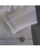 vêtement  bébé mixte en matière naturelle
